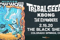 Tribal Seeds w/ KBong, The Expanders, El Dusty at THE BLACK SHEEP