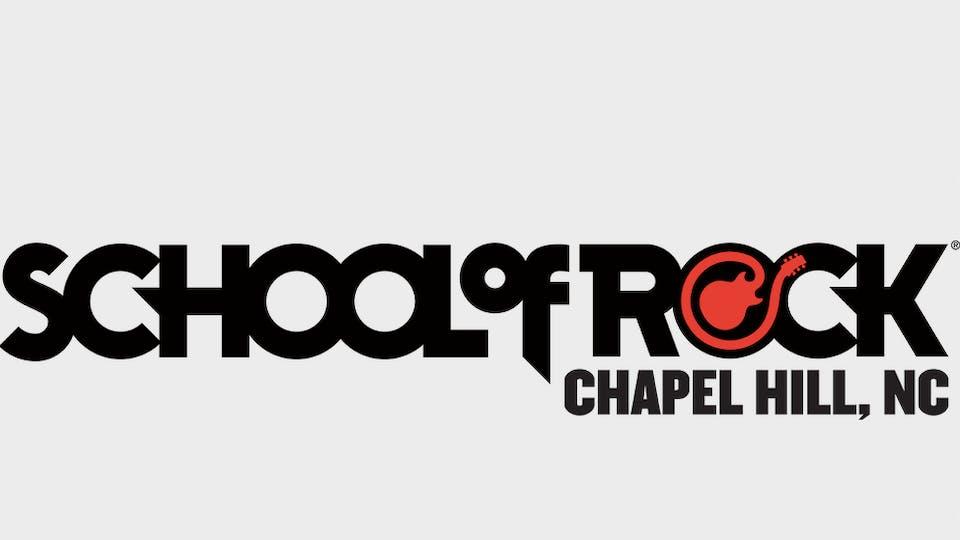 School of Rock Chapel Hill Mid-Season Showcase