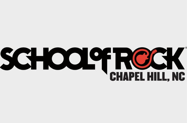 School of Rock Chapel Hill End of Season Shows