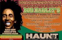 Bob Marley Birthday Tribute Show