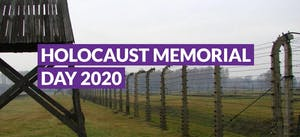 Stories from a Holocaust Survivor: Holocaust Remembrance Day 2020