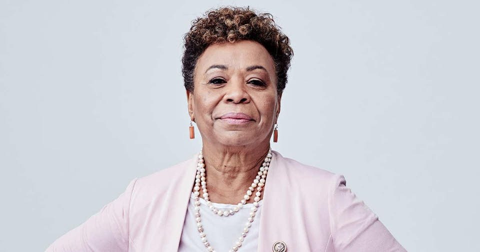 The Original Progressive in Congress:  Bay Area Congresswoman Barbara Lee