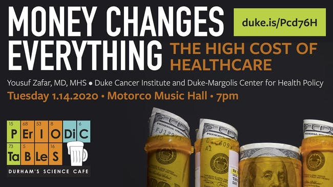Money Changes Everything: The High Cost of Healthcare
