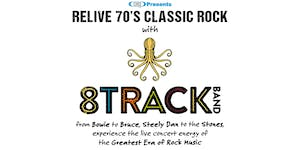 Relive 70's CLASSIC ROCK with 8Track