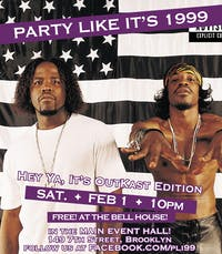 Party Like It's 1999: Hey Ya, It's OutKast Edition