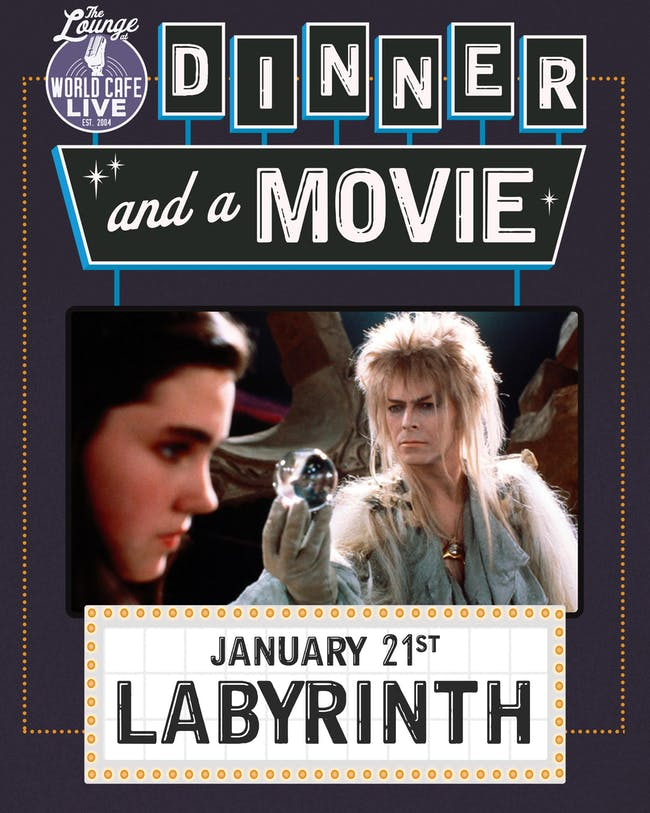Dinner and a Movie: Labyrinth