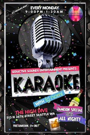 KARAOKE Seductive Sounds Entertainment