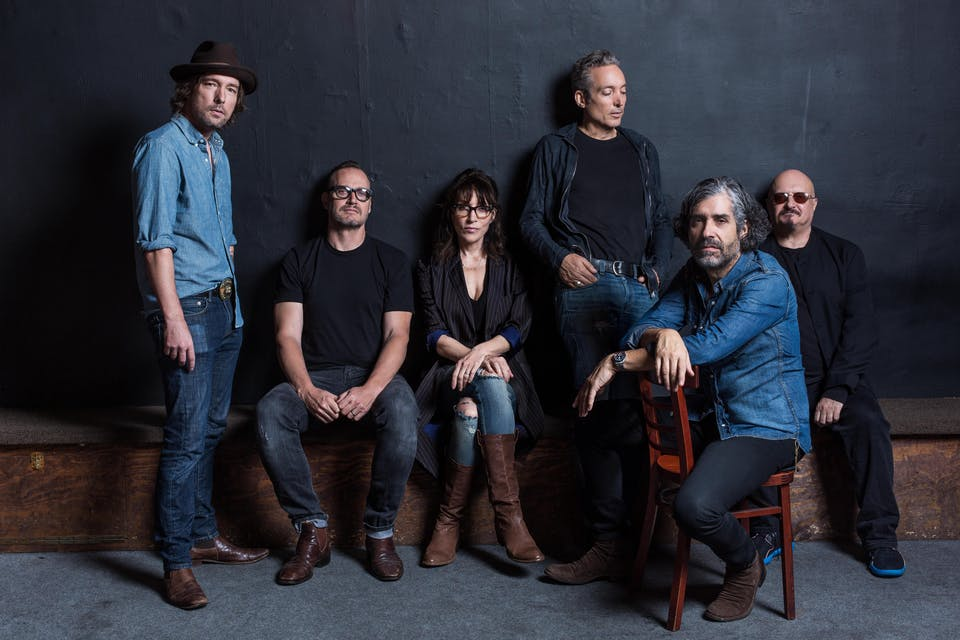 Katey Sagal & The Forest Rangers with Caleb Henry and The Customs
