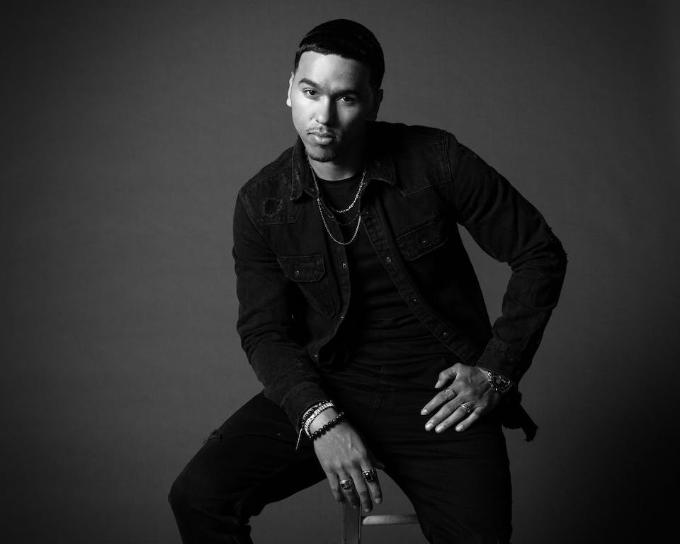 CANCELED: ADRIAN MARCEL with TJ Upshaw