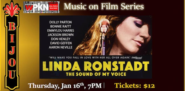 Film: Linda Ronstadt - The Sound of My Voice