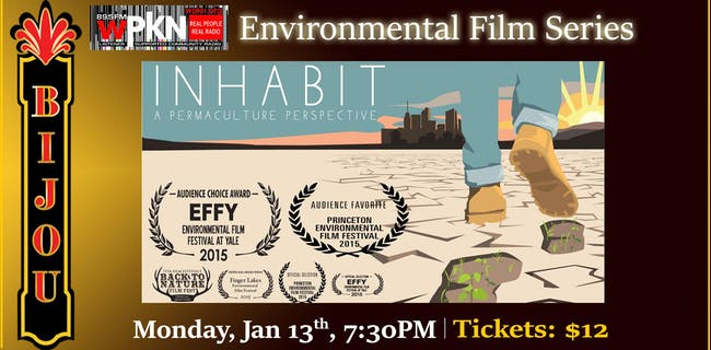 Film: Inhabit - A Permaculture Perspective
