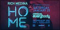 Rich Medina: HOME