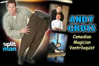 Andy Gross Live! with Monna & music early from Mark Jungers and Brock Zeman