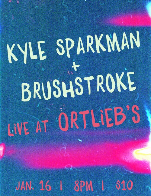 Kyle Sparkman / Brushstroke