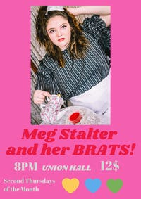 Meg Stalter and her BRATS!
