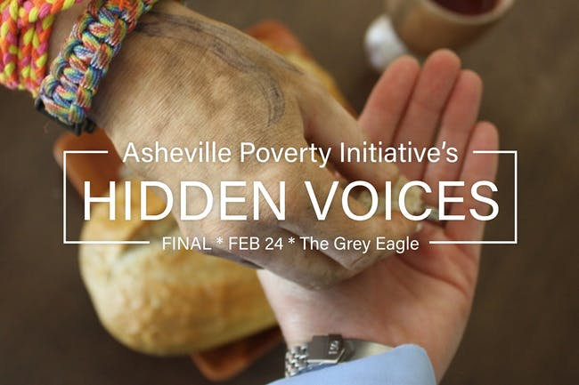 1st Annual Asheville's Hidden Voices