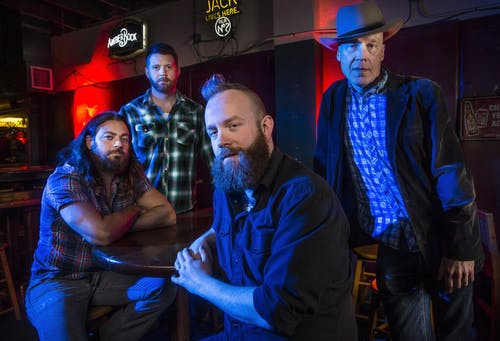 Dustin Arbuckle & The Damnations  with Ryan Taylor and Aaron Burton