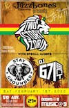 Two Story Zori/Stay Grounded