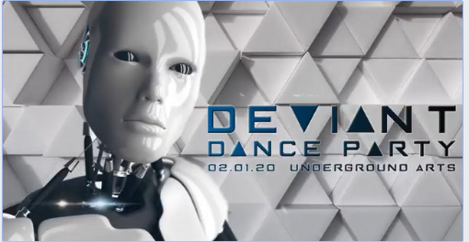 +///DEVIANT DANCE PARTY///+