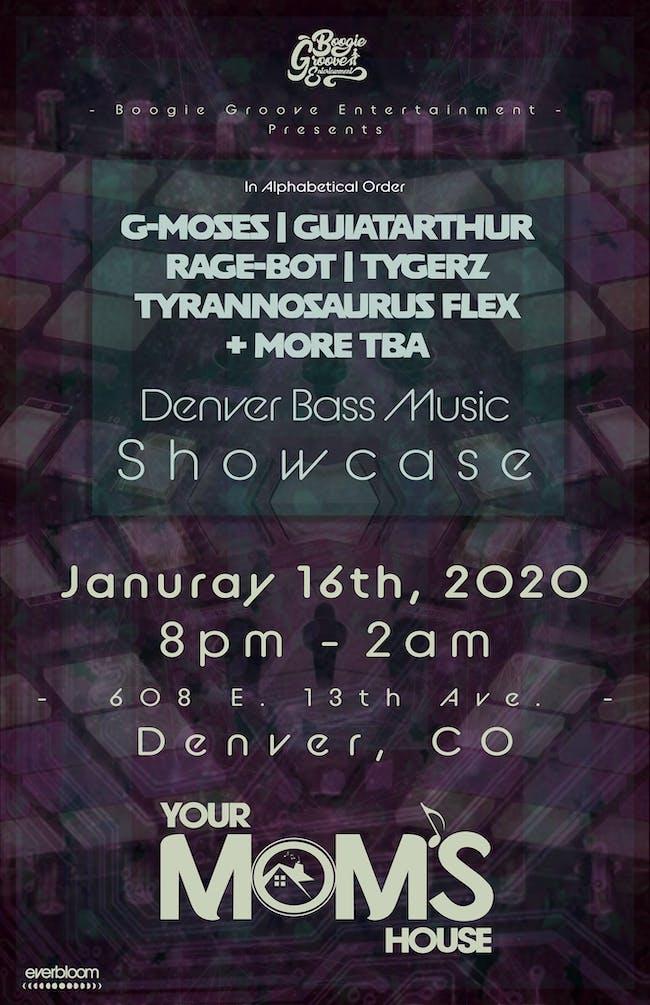 Denver Bass Music Showcase