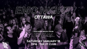 Emo Night Ottawa