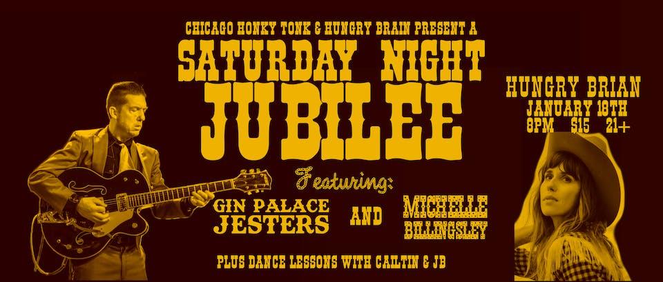A Saturday Night Jubilee