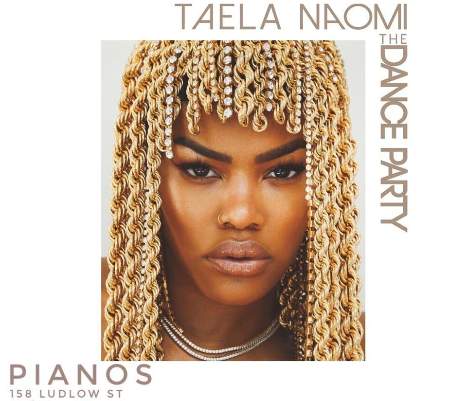 #TheDancePartyNYC ft. Taela Naomi