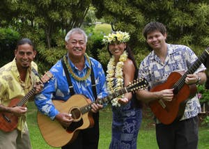 George Kahumoku, Jr. and The Slack Key Show Ohana