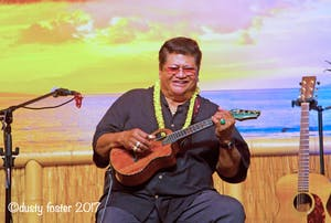 Led Kaapana - The Grand Master of Hawaiian Slack Key