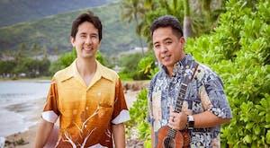 Herb Ohta Jr & Jon Yamasato Hawaiian Holiday Party