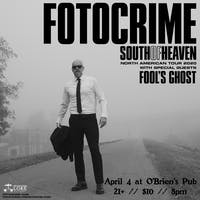 Fotocrime with Fool's Ghost