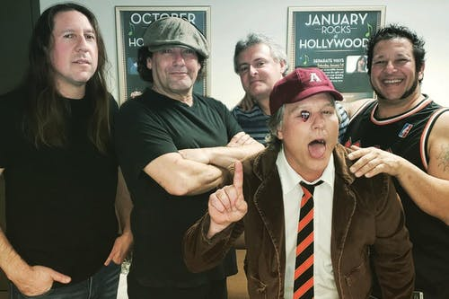 Live Wire: The Ultimate AC/DC Experience