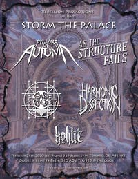 Pillars of Autumn & As the Structure Fails w/ Guests
