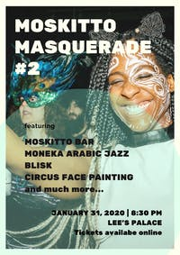 Moskitto Masquerade #2