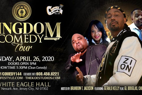 Kingdom Comedy Tour