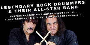 Carmine and Vinny Appice : Drum Wars Brunch