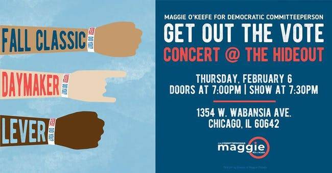 Get Out the Vote Concert