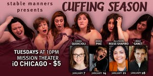 Stable Manners Presents: Cuffing Season, feat. Max Ganet