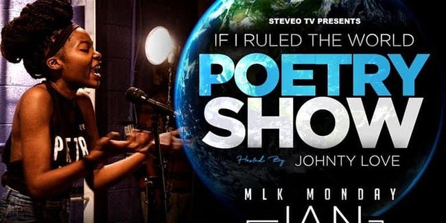 The Unplugged Poetry Show (If I Ruled The World)