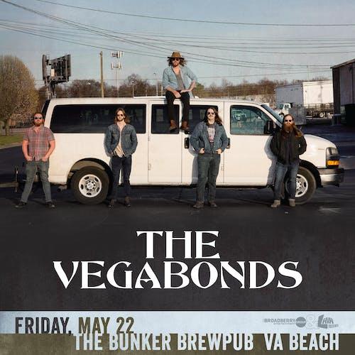 The Vegabonds w/ Holy Roller