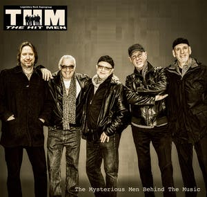 The Hitmen - Legendary Rock Supergroup