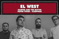 EL WEST CD RELEASE SHOW