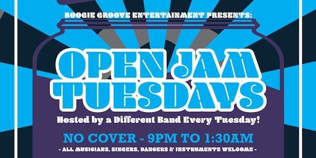Vinny Crippen's Open Jam Birthday Bash