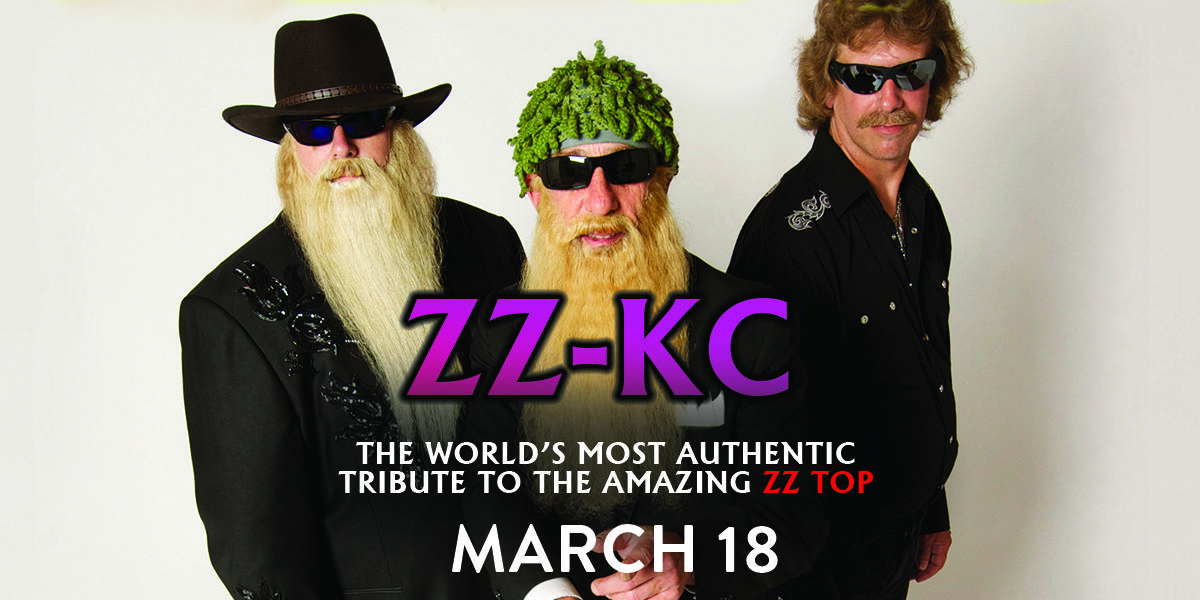 ZZ KC: The World's Most Authentic Tribute to the Amazing ZZ Top