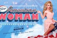 POSTPONED | Five Senses Reeling Presents Miz Cracker - American Woman