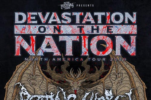 Devastation on the Nation