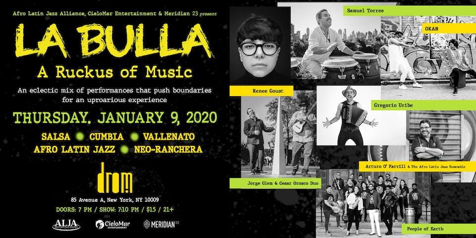 La Bulla - A Ruckus of Music