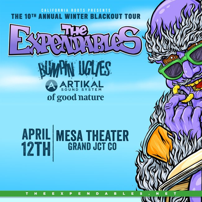 The Expendables w/ Bumpin Uglies + Guests