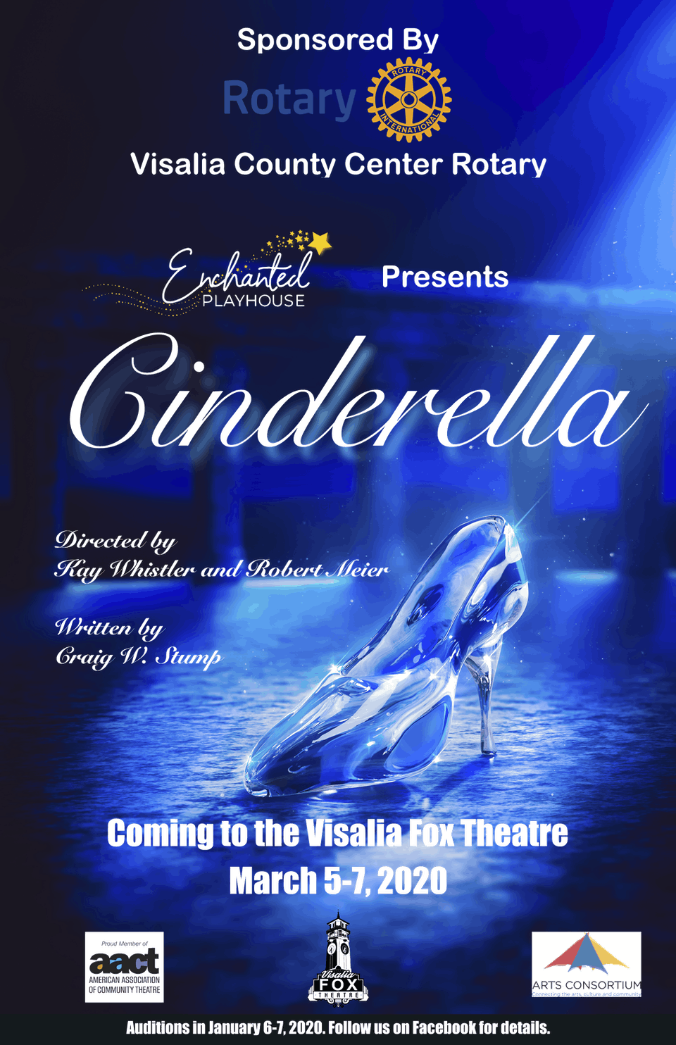 Cinderella — Thursday