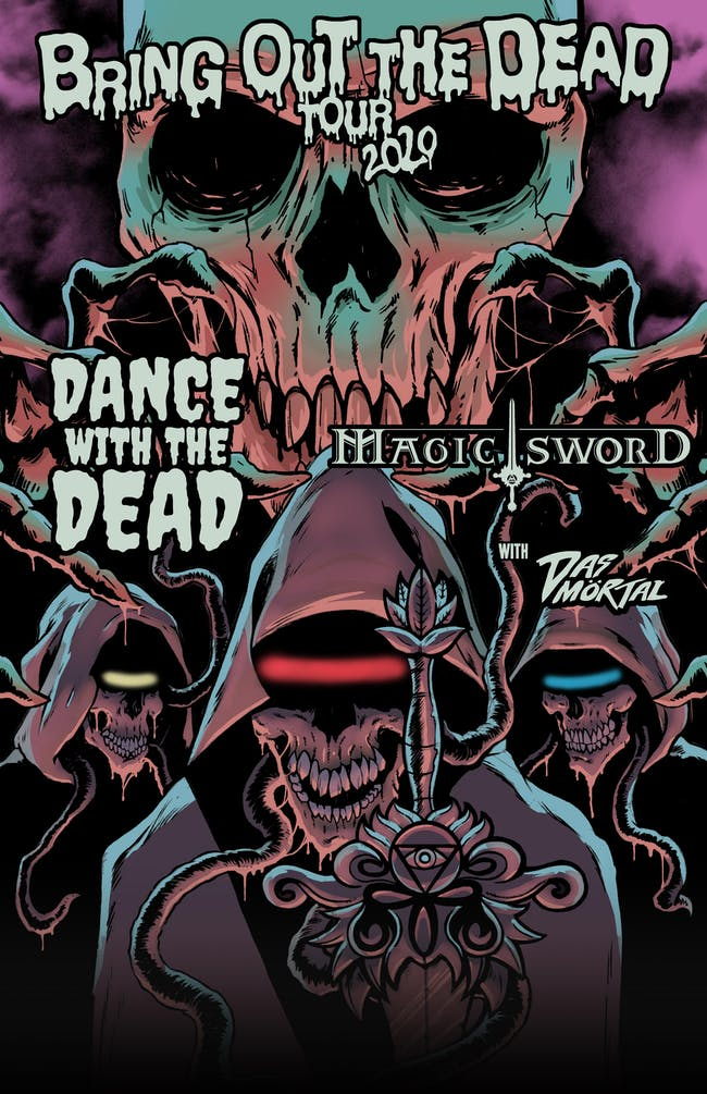 Dance with the Dead & Magic Sword in Orlando